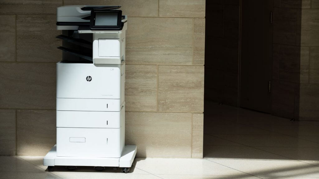 Stampante LaserJet HP