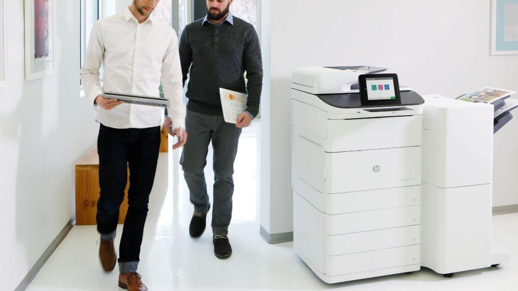 Noleggio in costo-copia stampanti multifunzione HP
