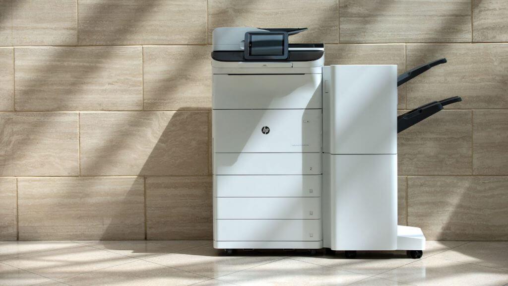 Stampante ufficio HP PageWide