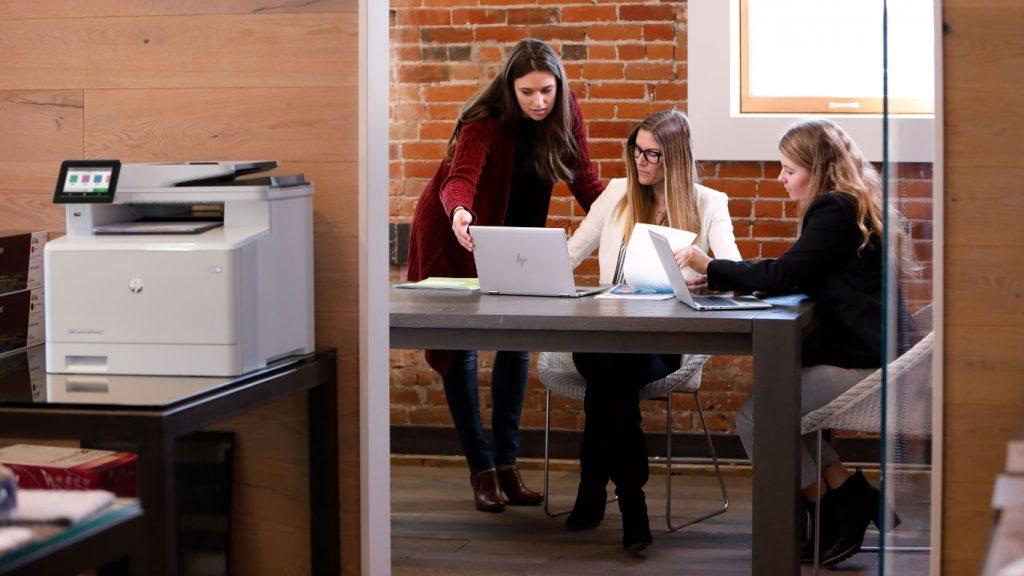 Multifunzione HP Ufficio