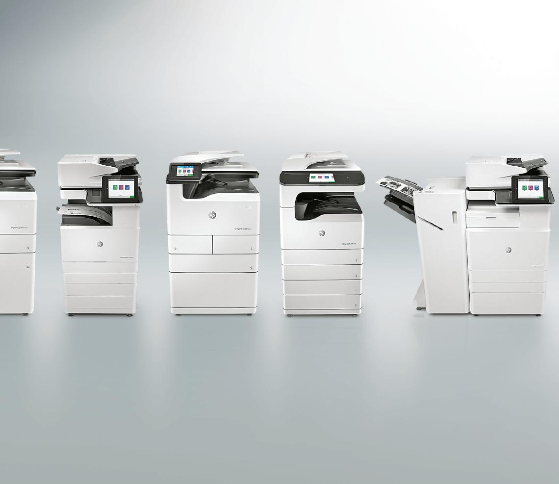 Soluzioni di stampa complete